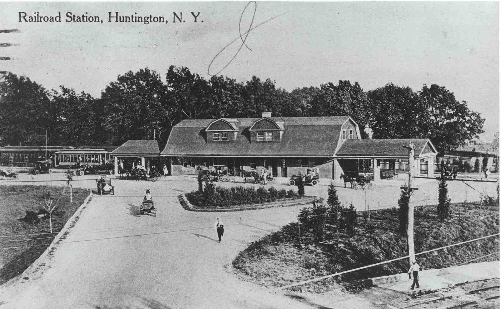 Huntington Traction Company