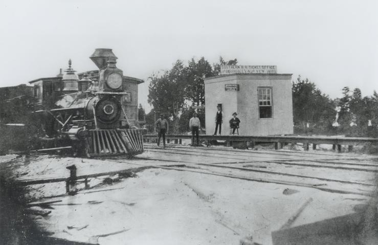 South Side Railroad