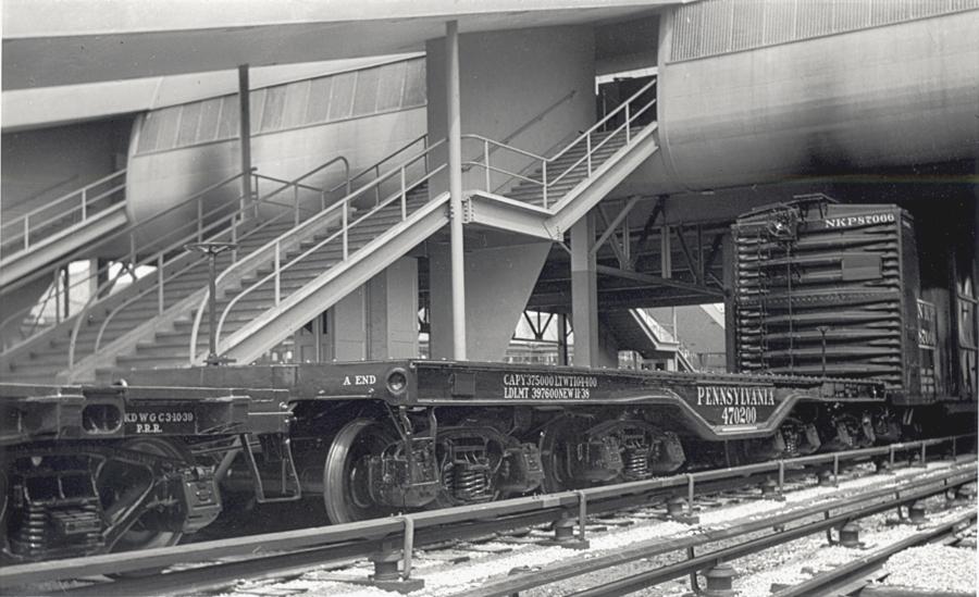 Car To Go >> Railroads at 1939-1940 World's Fair