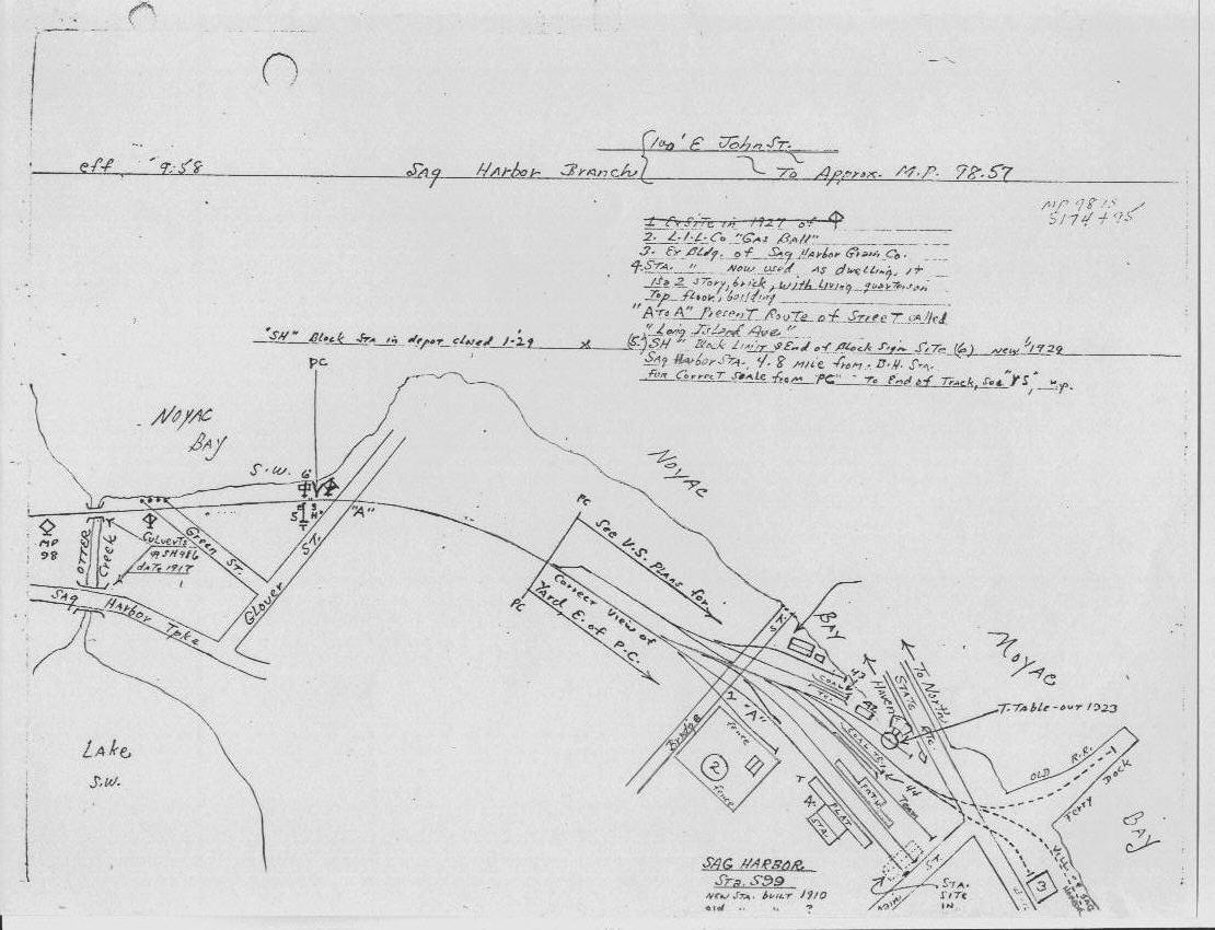 Sag Harbor Branch Part 3
